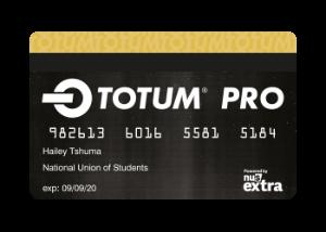 totum pro card